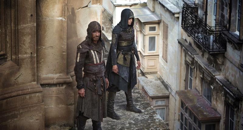 Los protagonistas en los tejados de La Valeta (Foto 20th Century Fox)