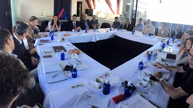 Asamblea anual de la Spain Film Commission en Zaragoza