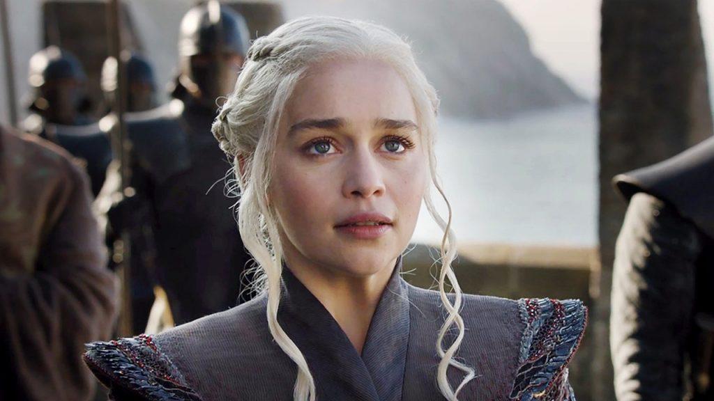 Daenerys Targaryen en el tráiler de la séptima temporada de Juego de Tronos