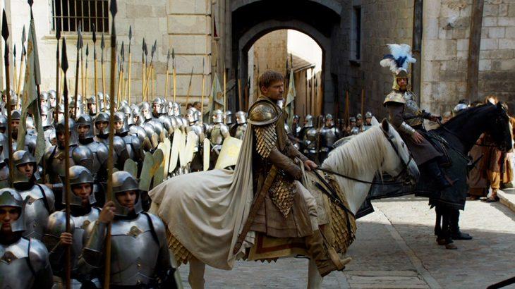 Imagen de la sexta temporada de la serie estadounidense Juego de Tronos