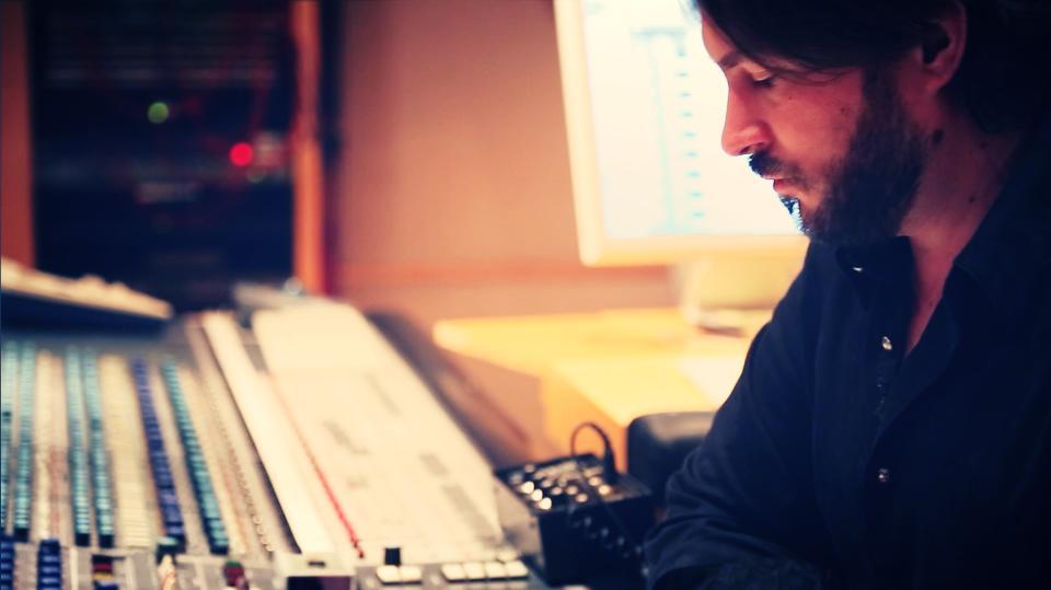 Neil Acree, uno de los participantes en el MOSMA 2017 y compositor de la música de multitud de videojuegos y teleseries.