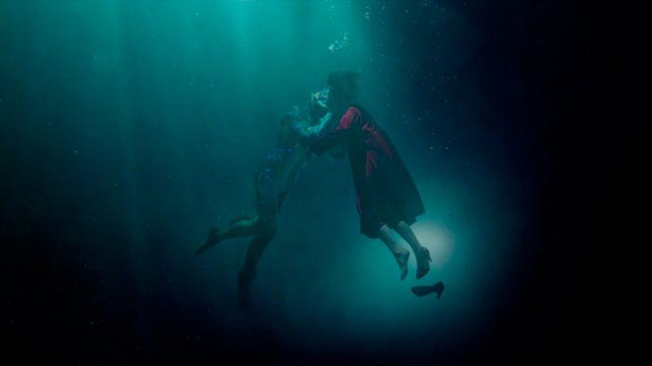 'La forma del agua', de Guillermo del Toro.