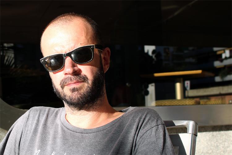 Fernando Franco, director de 'Morir'