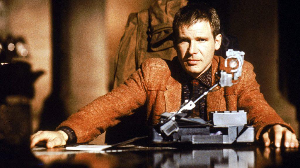 Harrison Ford en un fotograma de 'Blade Runner'