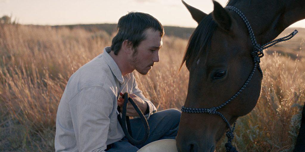 Fotograma de 'The rider'