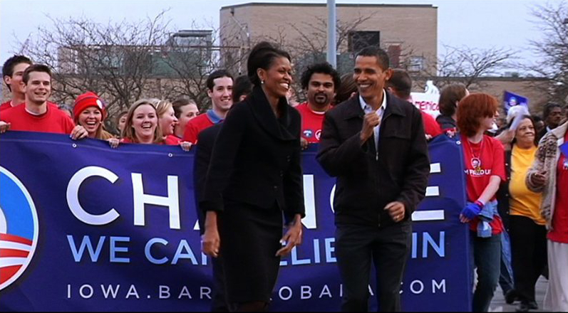 Imagen de 'Barack Obama: camino hacia el cambio'