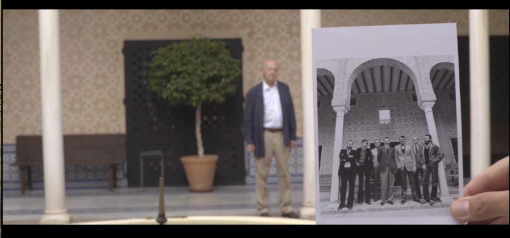 Fotograma de 'Un ideal andaluz'