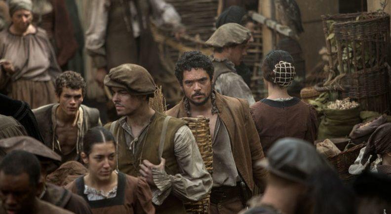 El actor Pablo Molinero encarna Mateo, protagonista de La Peste