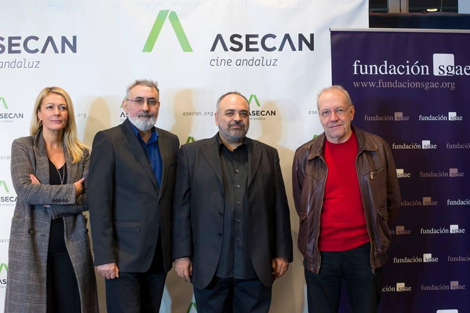 Javier Paisano durante las nominaciones a los premios Asecan. Autor: JM Paisano