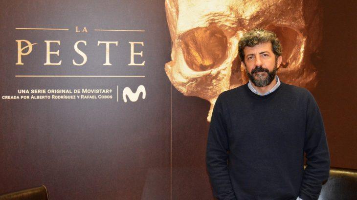 Alberto Rodrígez, director de 'La peste'