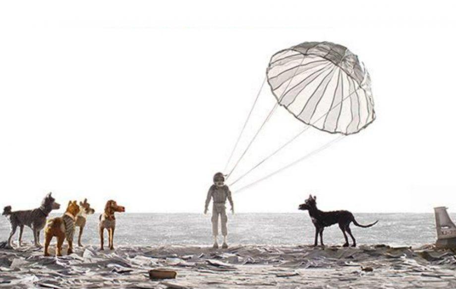 Fotograma de 'Isla de perros'