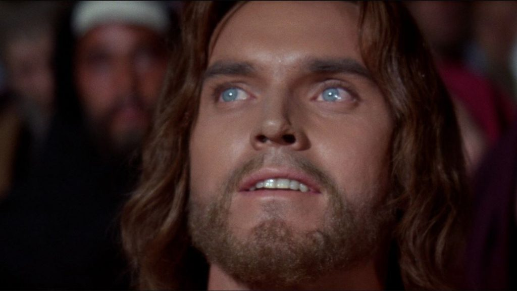 Jeffrey Hunter en 'Rey de Reyes' (Nicholas Ray, 1961)