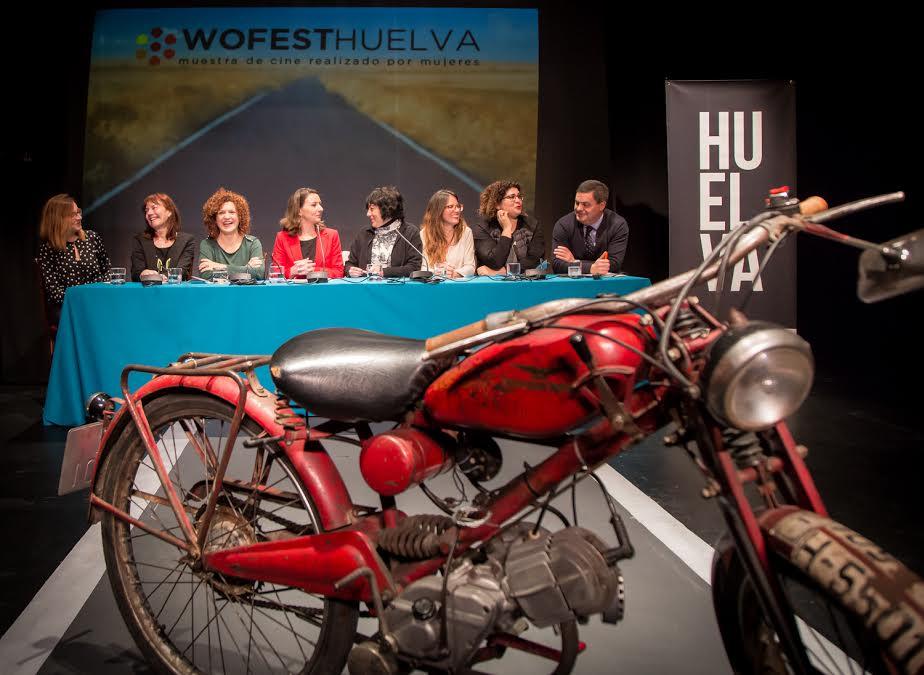 Presentación del Wofest Huelva 2018