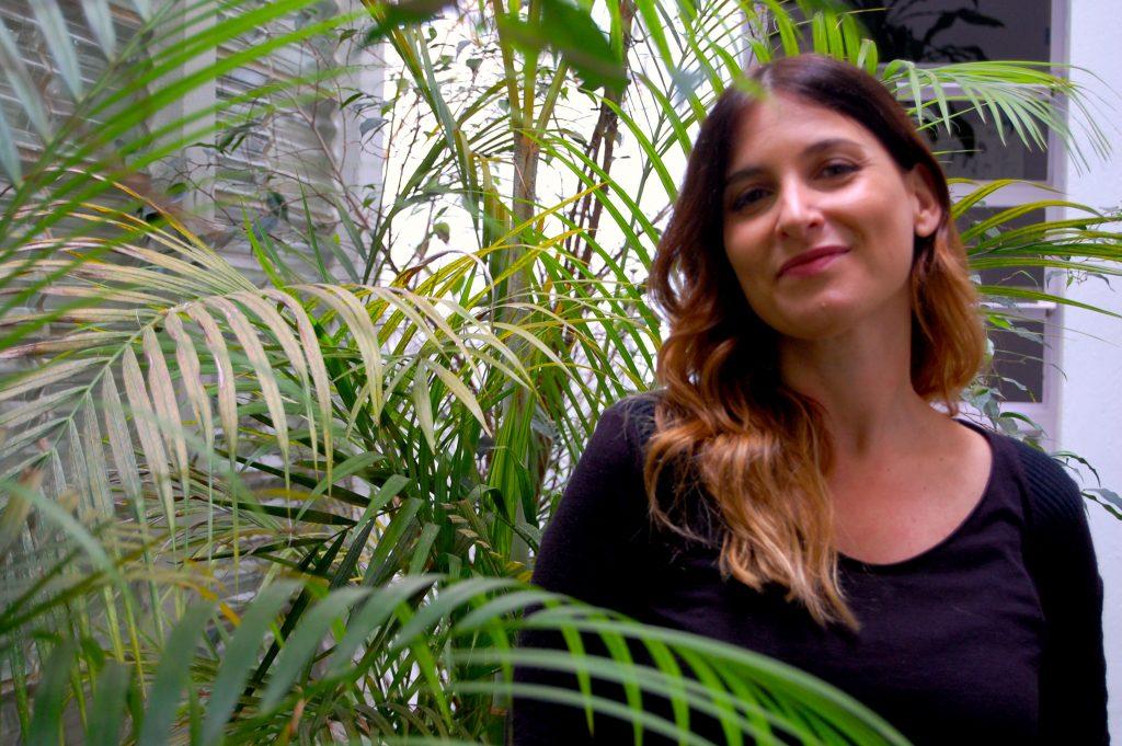 Laura Hojman, directora de 'Tierras solares'
