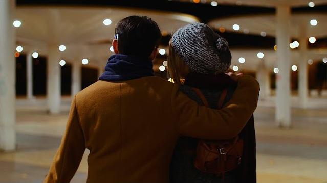 Escena del corto 'Amor incondicional'