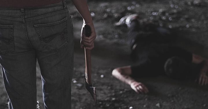 Anuncio de 'La sombra' de Juan Antonio Chavero