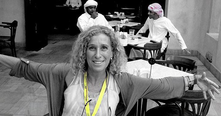 Mane Cisneros, directora del Festival de Cine Europeo de Sevilla