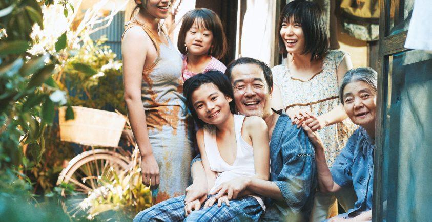 Shoplifters. Hirokazu Koreeda