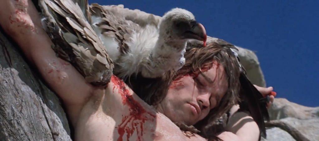 El buitre animado que sufre la ira de Conan