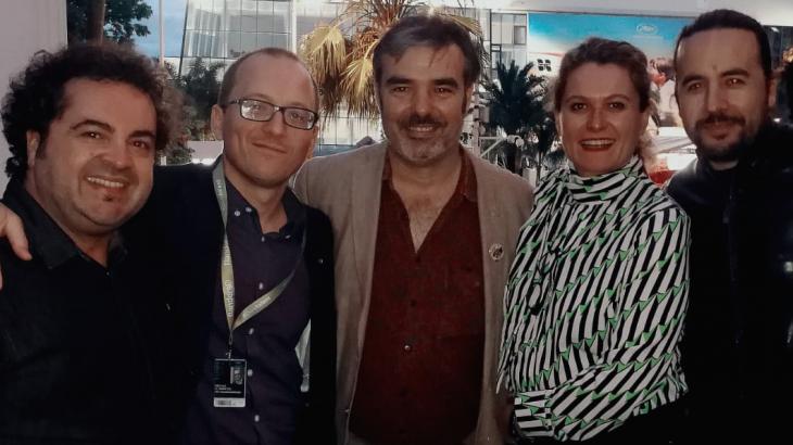 Andaluces en Cannes