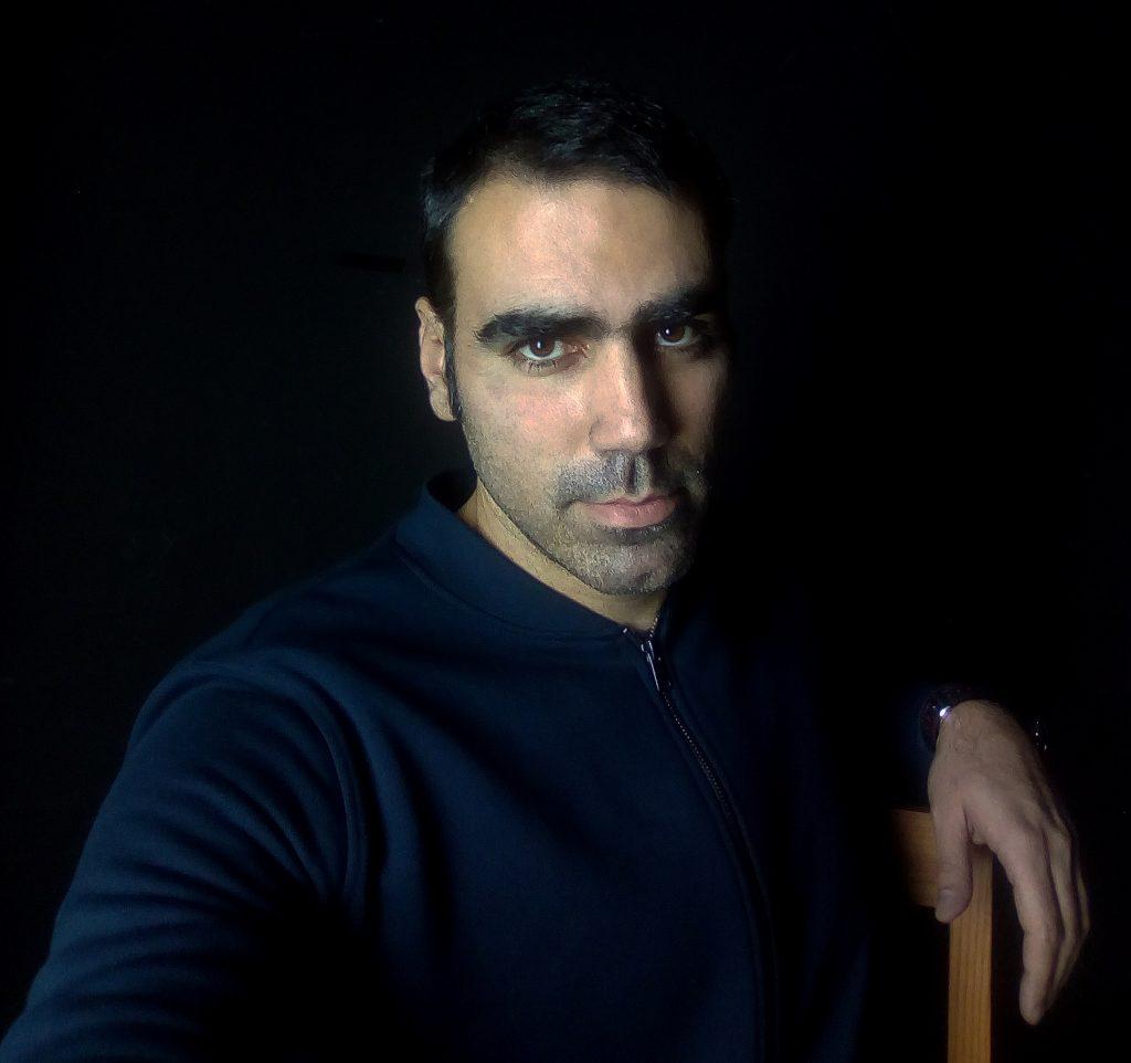Mario de la Torre director de 'La primavera rosa'.