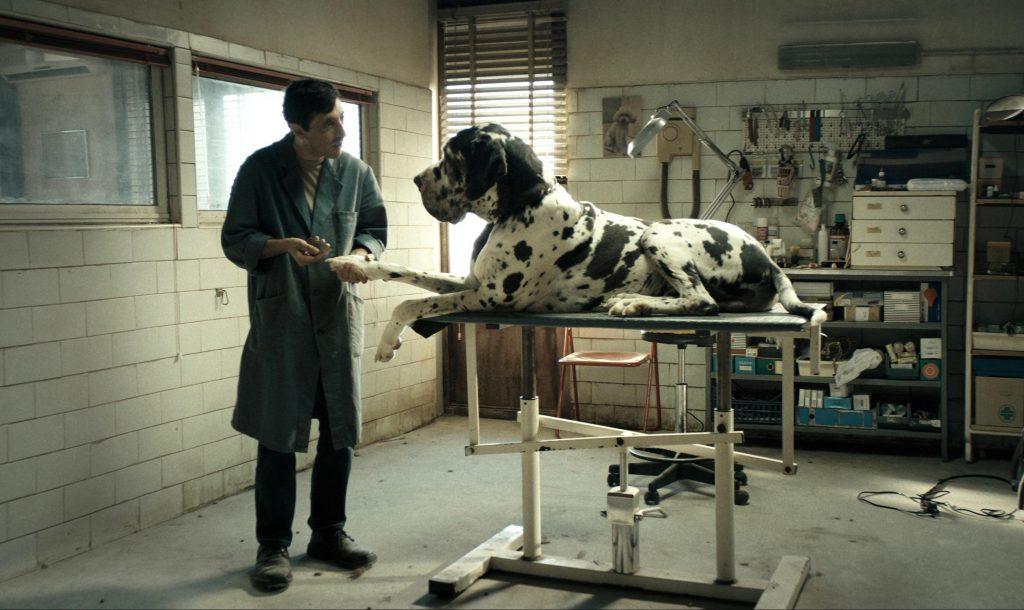 Dogman. Matteo Garrone