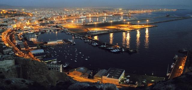 Imagen de la Autoridad Portuaria de Almería.