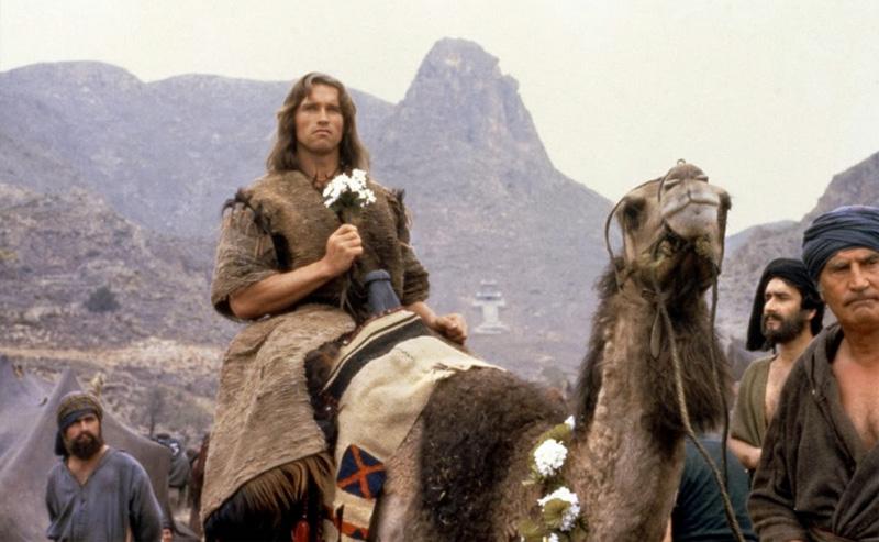Diez cosas que, tal vez, no sabías de Arnold Schwarzenegger y Almería