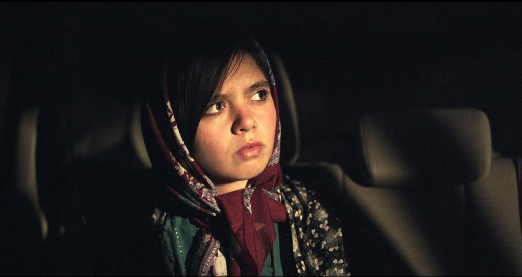 Three Faces. Jafar Panahi