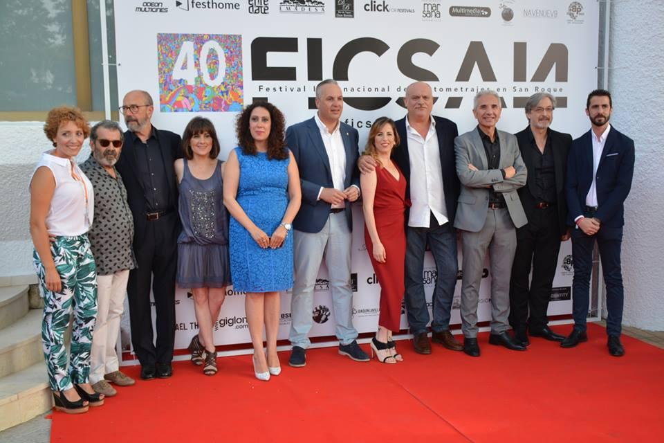 Clausura de la 40ª edición del Ficsan