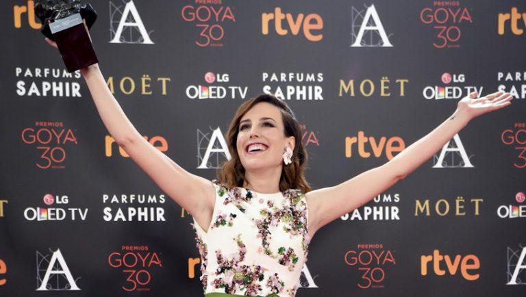 Natalia de Molina. © Ana Belén Fernandez
