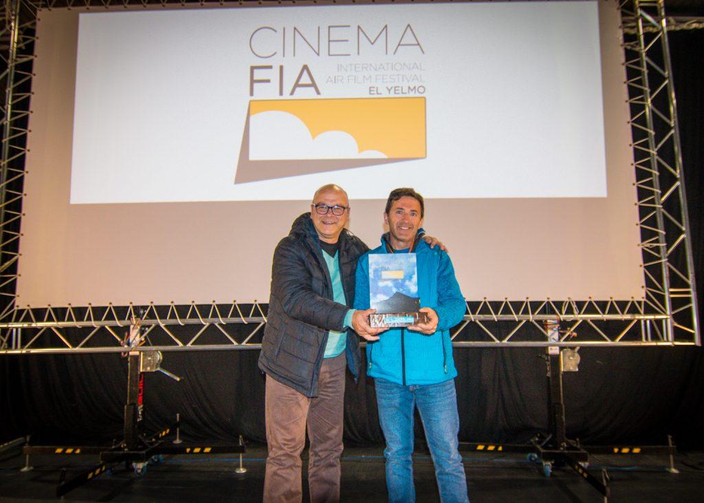 Benajmin Jordan, Ganador Festival Cine
