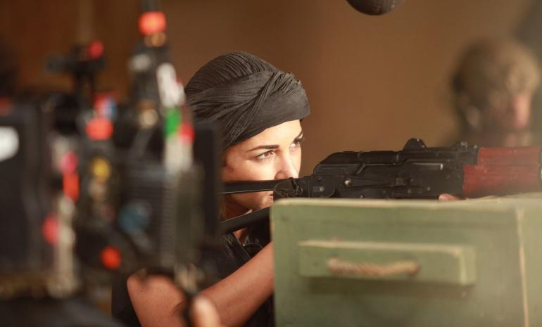 Paula Echevarría protagoniza la segunda temporada de Los nuestros Foto Mediaset