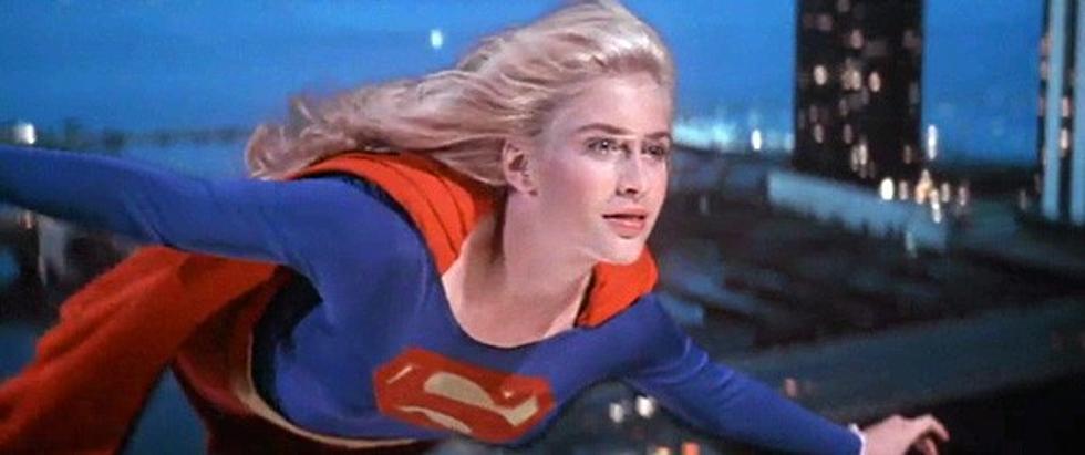 Supergirl, la versión femenina del yonkie de la kryptonita.