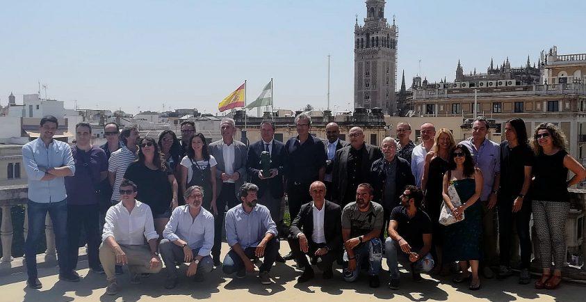 Sevilla organizará los Goya 2019