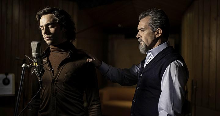 Antonio Banderas Andrea Bocelli