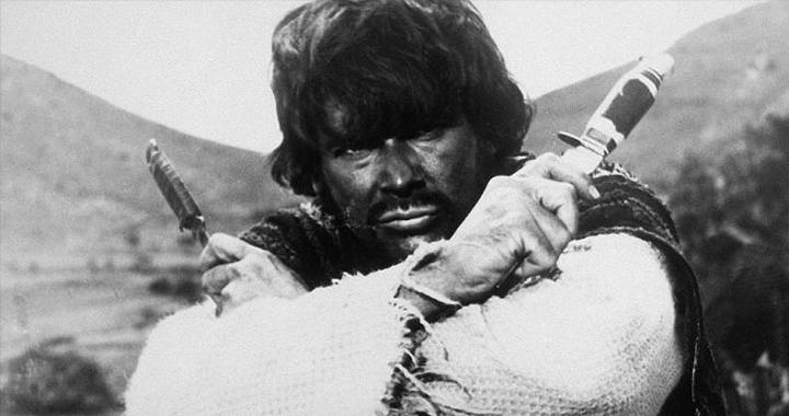 Cuchillo películas rodadas en Almería