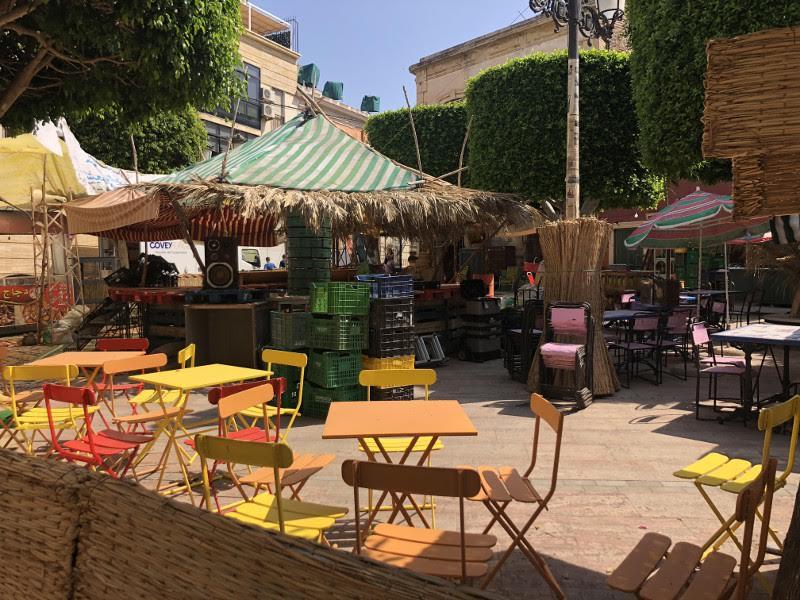 Almería transformada en Tánger para 'The Rythm Section'