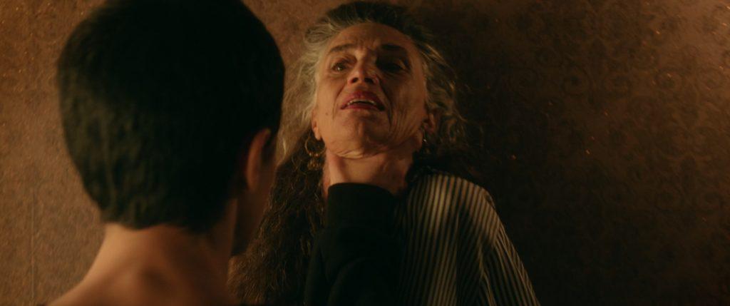 Ángela Molina en 'Ánimas', una película dirigida por Laura Alvea y José Ortuño.