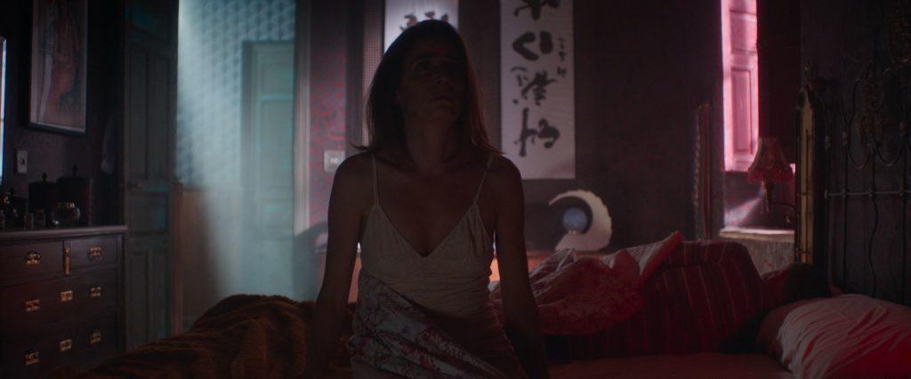 Liz Lobato en 'Ánimas', dirigida por Laura Alvea y José Ortuño.