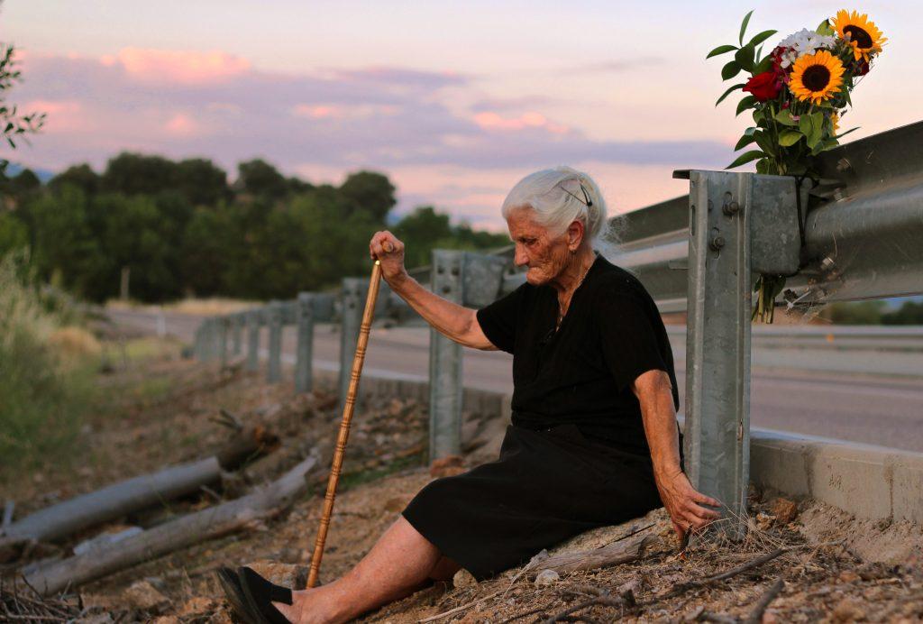 Fotograma de la película 'El silencio de los otros'.