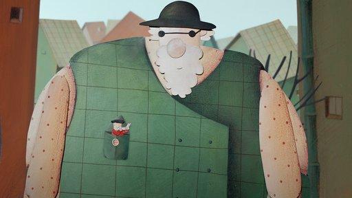 'Le petit bonhomme de poche', una de las películas que se proyectarán en el Festival de Sevilla.