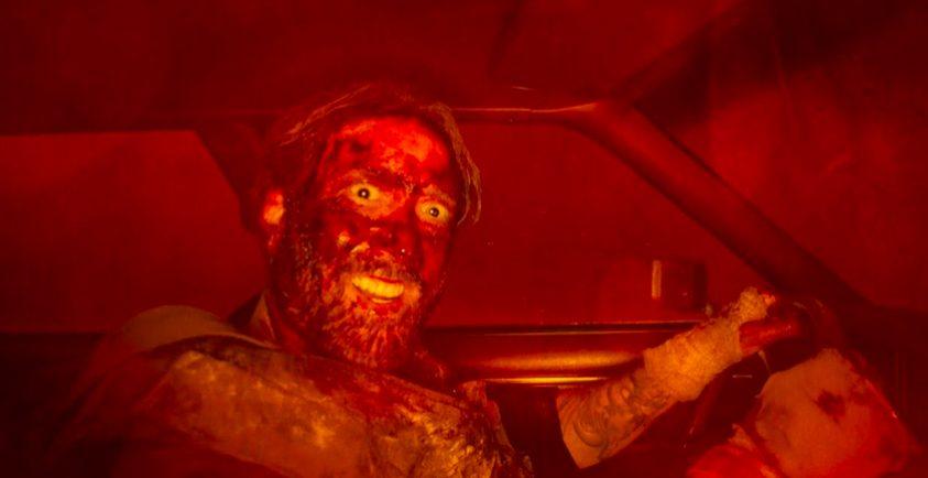Nicolas Cage en 'Mandy'