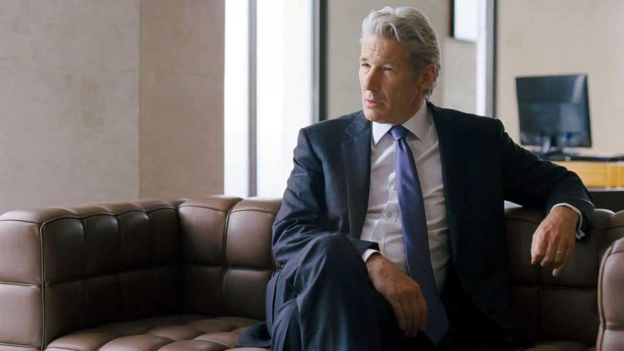 Richard Gere en 'Mentiras mortales'