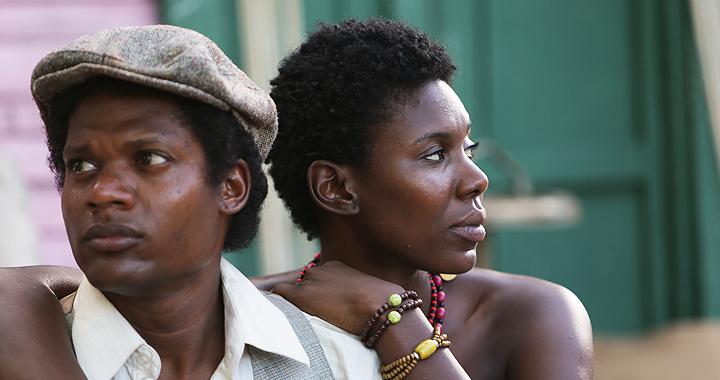 La isla rota, una película dirigida por Félix Germán cine de Republica Dominicana