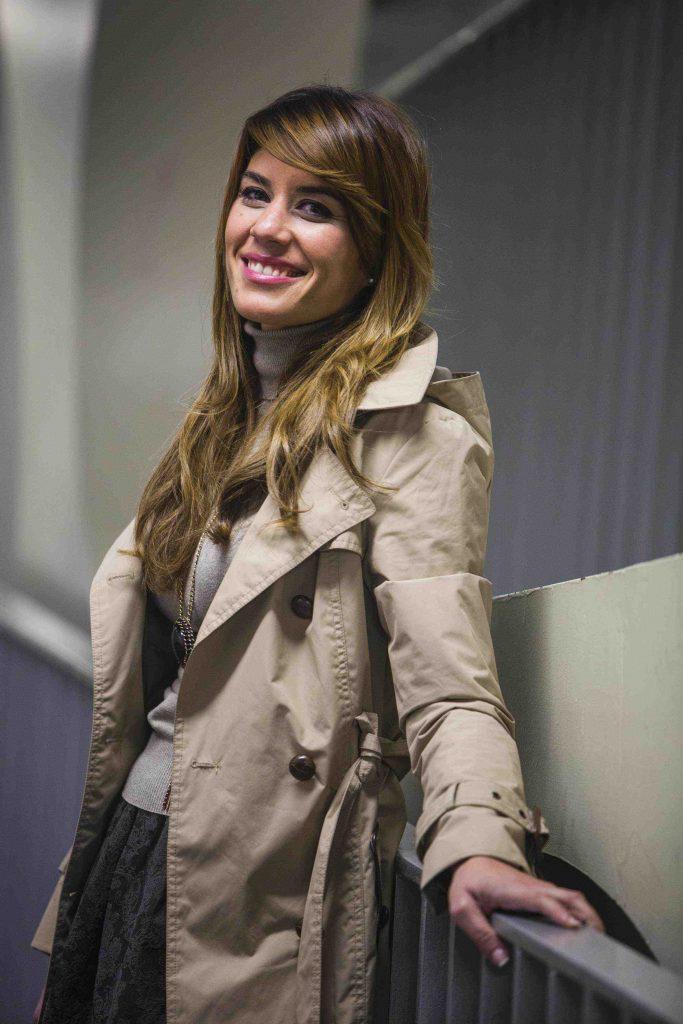 Paola Garcia Costas, directora y guionista de 'Todos los caminos'.