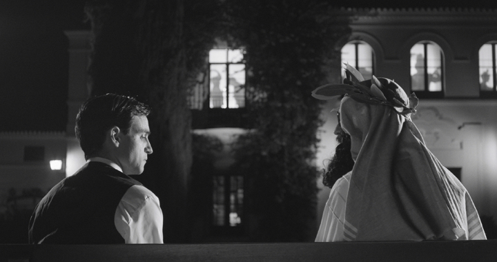 Una escena de 'Veintisiete', una del as películas que estarán en Talento Andaluz.