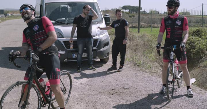 Una escena del documental 'Todos los caminos'.