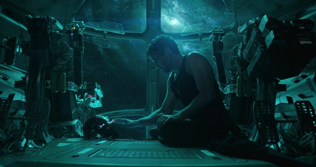 Escena de 'Vengadores: Endgame', uno de lso estrenos blockbuster del 2019.