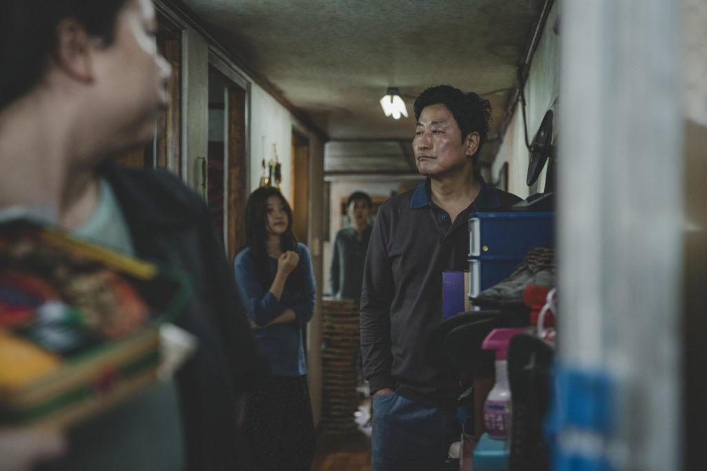 'Parasite', una película de Bong Joon-ho.